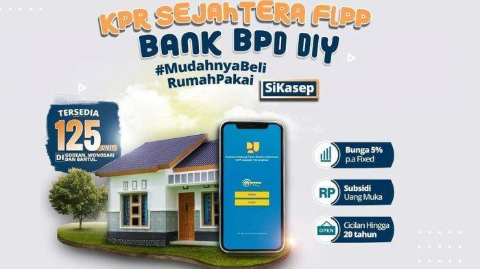 Beli Rumah dengan Bunga 5 persen Melalui KPR FLPP Bank BPD DIY