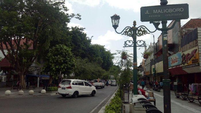 Ini Area Parkir di Kawasan Malioboro yang Dikelola Pihak Swasta