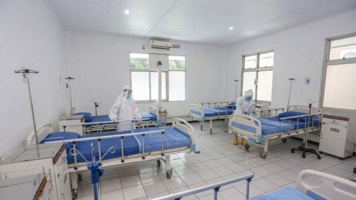 Cek Ketersediaan Tempat Tidur Rumah Sakit melalui SIRanap