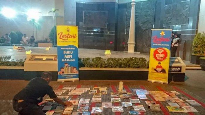 Menumbuhkan Minat Baca Melalui Lestari di Masjid Gedhe Kauman