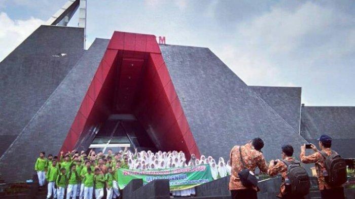 Informasi Menarik di Museum Gunungapi Merapi Sleman