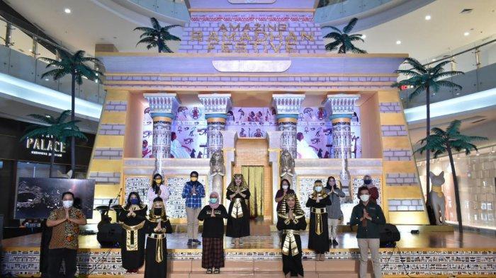 Sambut Hari Raya, Hartono Mall Yogyakarta Persembahkan Nuansa Mesir
