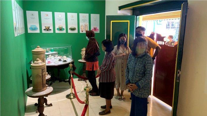 Pameran Bojakrama, Menengok Gaya Jamuan Kenegaraan ala Keraton Yogyakarta