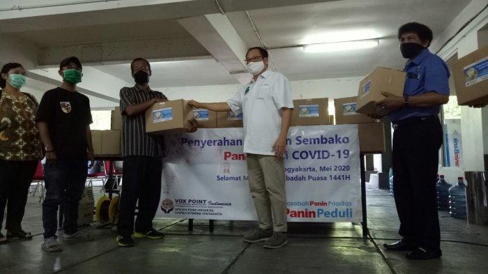 Panin Bank di Yogyakarta Bantu Masyarakat di Tengah Wabah ...