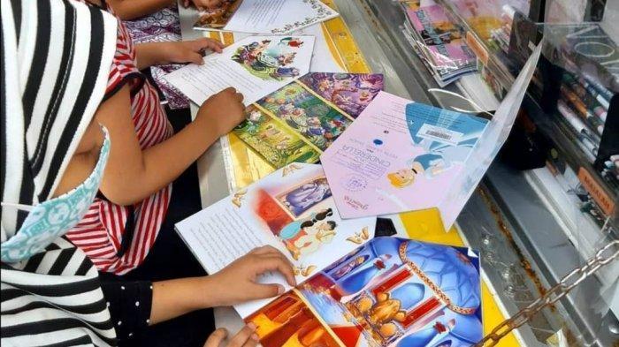 Layanan Perpustakaan Keliling Puspita untuk Meningkatkan Minat Baca Masyarakat Yogyakarta