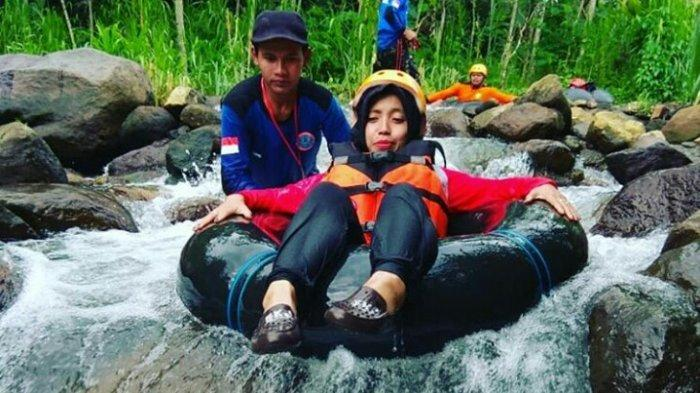 Wisata Eksotika Krasak Jolontoro, Pacu Adrenalin dengan River Tubing