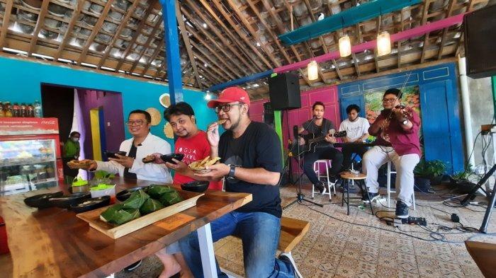 Saben Selasa Nyoto, Kolaborasi Pelaku Kuliner dan Seni Melawan Pandemi Covid-19