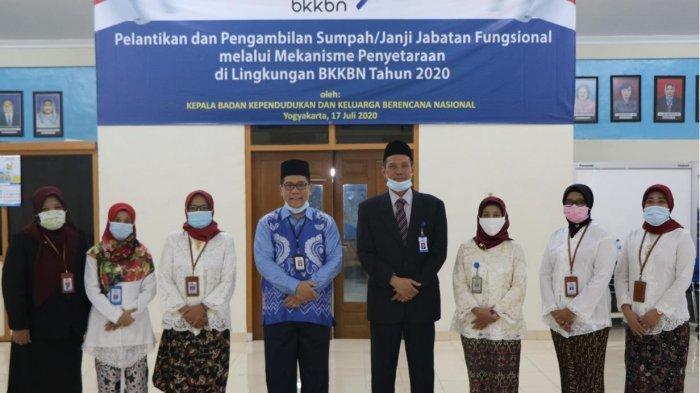 BKKBN Transformasi Struktural, Pejabat Administrasi Menjadi Fungsional