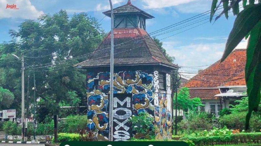 Sejarah Babon Aniem Kotabaru yang Kini Dihiasi Lukisan Street Art