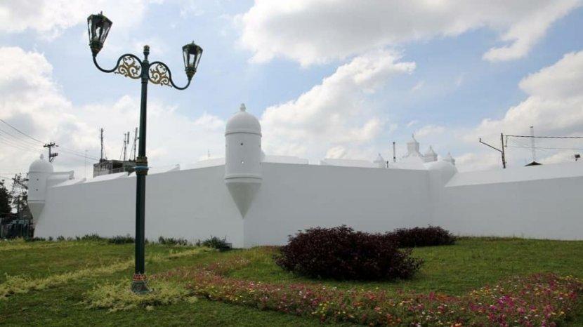 Benteng Baluwarti, Pertahanan Kraton Yogyakarta dari Serangan Musuh