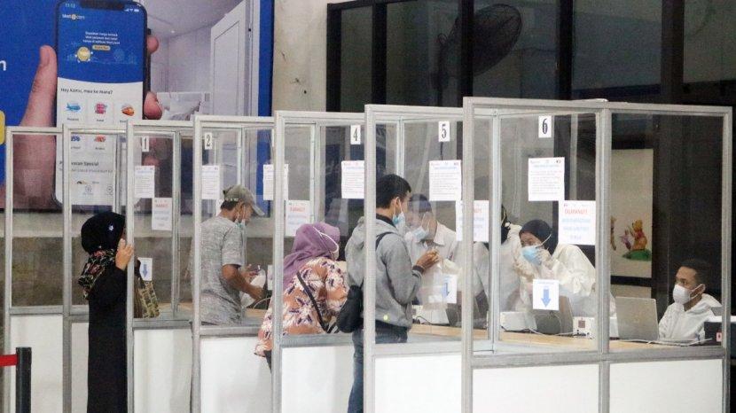 Berlaku Mulai 20 Maret 2021, Tarif Pemeriksaan GeNose C19 di Stasiun Menjadi Rp 30 ribu