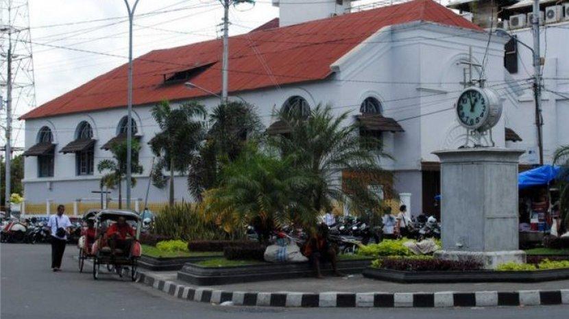 Sejarah Bangunan Gereja Protestan Indonesia Barat (GPIB) Margamulya.yang Bercorak Indis