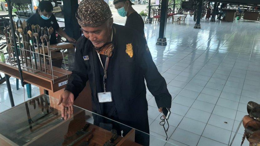 Melihat Eksistensi dan Peluang Investasi Keris di Pameran Keris Ndalem Yudhanegaran