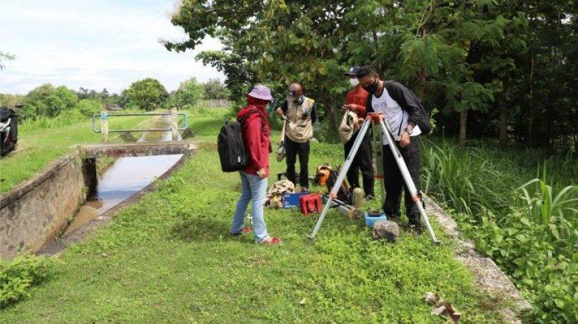 BPCB DIY Lakukan Pemetaan Selokan Mataram Tahap I