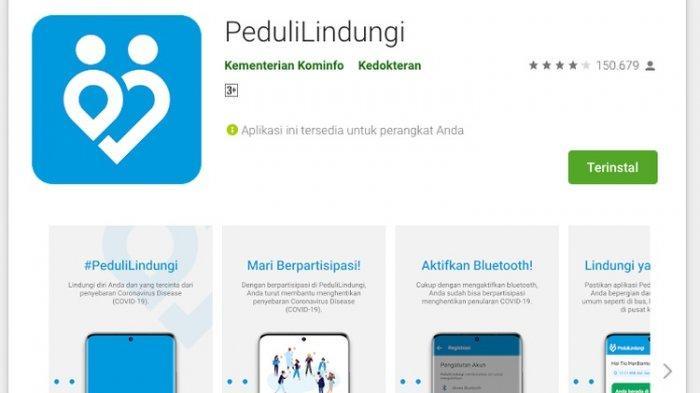 Berlaku di Sejumlah Tempat Umum, Berikut Cara Scan Barcode dengan Aplikasi PeduliLindungi