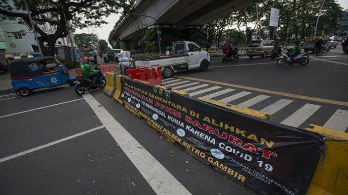 Pemerintah Rubah Aturan, PPKM Jawa-Bali Diperpanjang hingga 13 September
