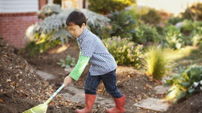 Ini Beberapa Manfaat Mengerjakan Pekerjaan Rumah Tangga untuk Anak Laki-laki