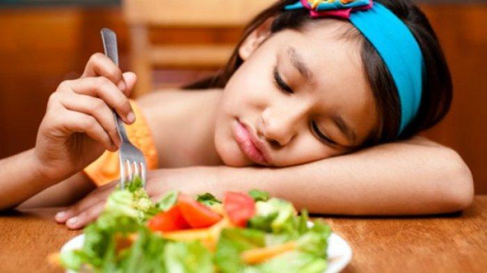 Anak Susah Makan Bikin Buyar Liburan, Begini Cara Mengatasinya