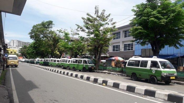 Dinkes Balikpapan Kesulitan Awasi Protokol Kesehatan Covid-19 di Angkutan Umum