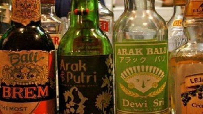Arak Bali, Minuman Khas Masyarakat Bali yang Diklaim Bisa Sembuhkan Pasien OTG dari Covid-19