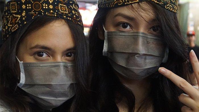 Pesan Dokter Reisa, Masker Kain Tidak Boleh Dipakai Lebih dari 4 Jam, Begini Cara Mencucinya