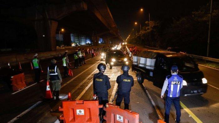 Jangan Mudik, Polisi Pastikan Penyekatan Jalur Mudik di Jawa Timur