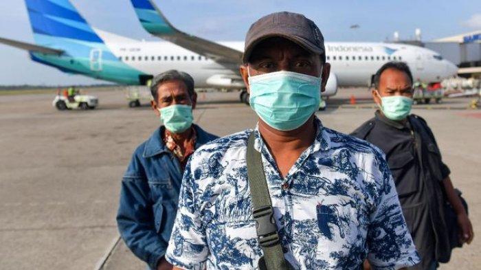 Ada Larangan Mudik, Garuda Indonesia Tetap Terbang ke Sejumlah Daerah