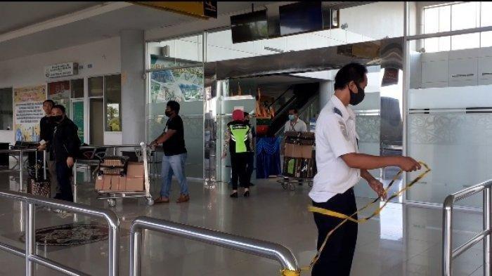 Dengan Layanan E-HAC, Penumpang Pesawat di Bandara Juwata Tarakan Tak Repot Lagi