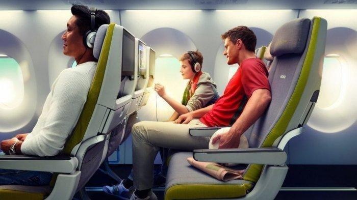 Jangan Masukkan Tangan ke Saku Kursi Pesawat, Pramugari Ungkap Alasannya