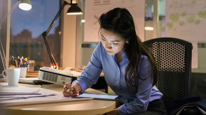 Hasil Penelitian, Orang yang Sering Tidur Larut Malam, Ternyata Lebih Kreatifi danmPunya IQ Tinggi