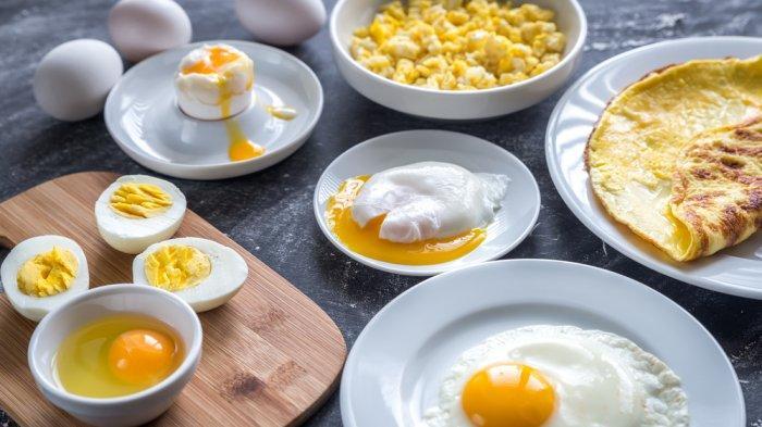 Makan Telur Mentah, Kandungan Nutrsisinya Lebih Tinggi dari yang Matang, Mitos atau Fakta?