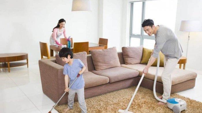 Trik Agar Rumah Tetap Rapi dan Bersih