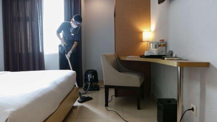 Ciri-ciri Kamar Hotel yang Tidak Dibersihkan dengan Benar