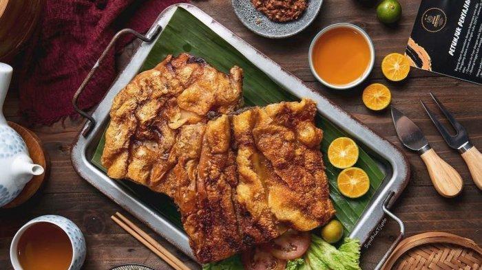 Bipang Ambawang, Makanan Khas Kalimantan Barat