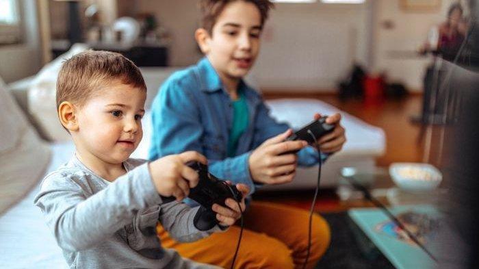Libur Sekolah, Jangan Biarkan Anak Main Game Terlalu Lama