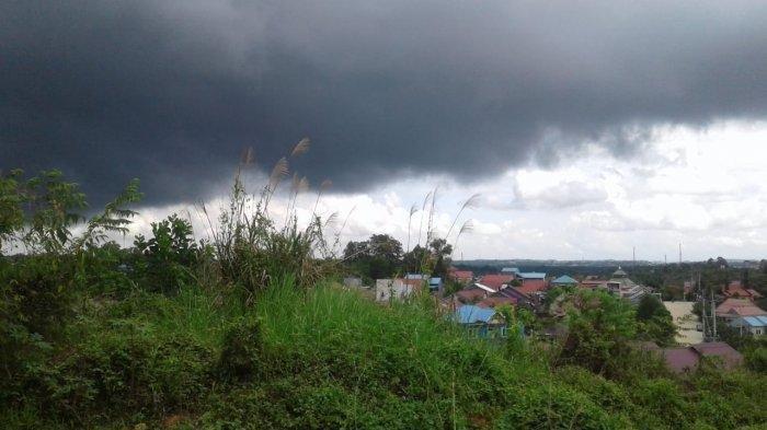 Prakiraan Cuaca Penajam Paser Utara, Minggu 5 Juli 2020, Siang Hujan, Sepaku Babulu Gerimis