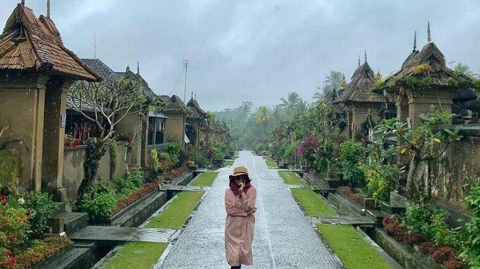 Penglipuran, Desa Unik Tempat Pengasingan Bagi Warga Bali yang Melakukan Poligami