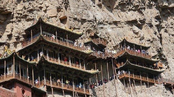 7 Tempat Wisata Paling Berbahaya di Dunia, Takut Ketinggian Sebaiknya Tidak Usah Mengunjunginya