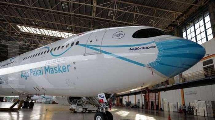 Pangkas Biaya, Garuda Indonesia Akan Bergabung Dengan Perusahaan Pariwisata Lainnya