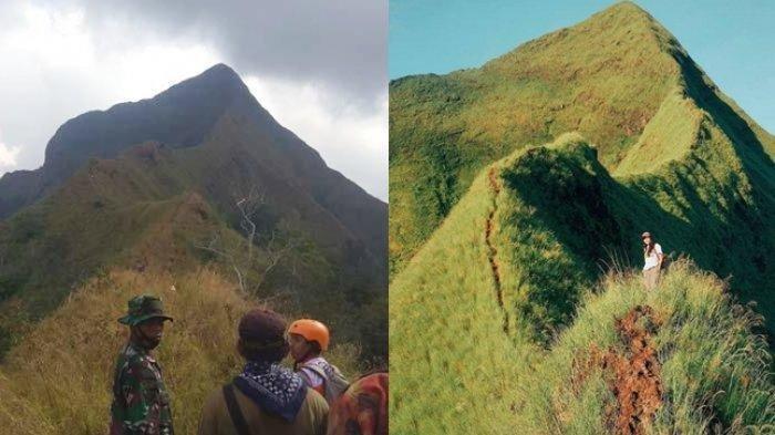 Dikenal Jalur Pendakian yang Ekstreme, Gunung Piramid Bondowoso Hanya untuk Pendaki Berpengalaman
