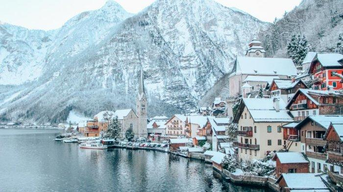 Hallstatt Negeri Dongeng di Kehidupan Nyata, Jadi Inspirasi Film Frozen