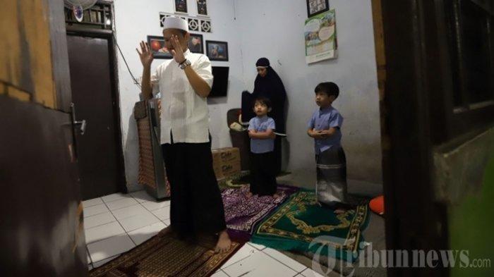 Shalat Idul Fitri 1441 H di Rumah, Tapi Dilarang Live Streaming, Berikut Penjelasan MUI
