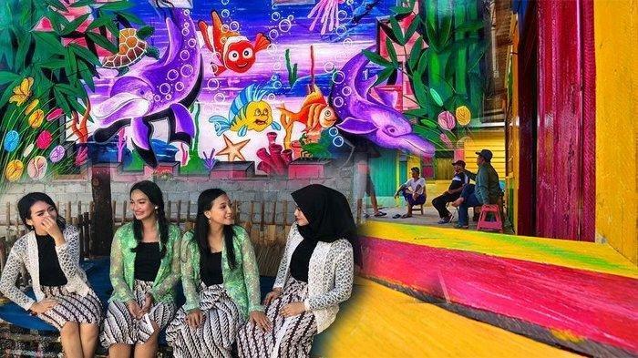 4 Kampung Wisata Unik di Kota Balikpapan yang Instagramable