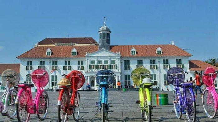 10 Objek Wisata Instagramable di Jakarta, Cocok untuk Penggemar Fotografi Jalanan