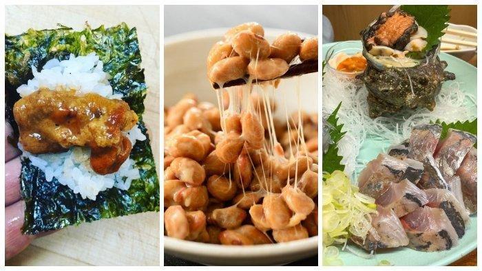 8 Kuliner Ekstrem di Jepang, Ada Sahimi Daging Ayam hingga Ikan Paus