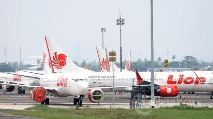 Lion Air Group Hentikan Operasional Penerbangan Penumpang Berjadwal, Ini Pertimbangannya