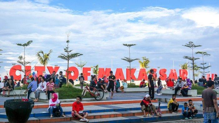 3 Tempat Wisata di Makassar yang Sudah Dibuka di Era Kebiasaan Baru, Termasuk Pantai Losari