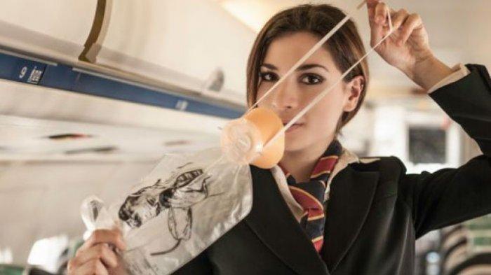 Fakta Tersembunyi di Balik Masker Oksigen Darurat di Pesawat