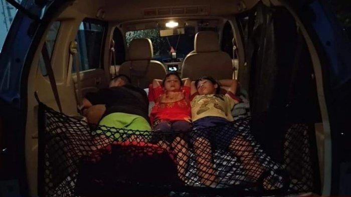 Pasang Kasur di Mobil Saat Liburan Justru Membahayakan Anak, Ini Penjelasannya