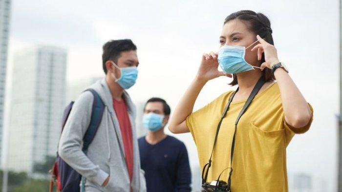 Trik Sederhana Pakai Masker agar Lebih Efektif Mencegah Penularan Penyakit